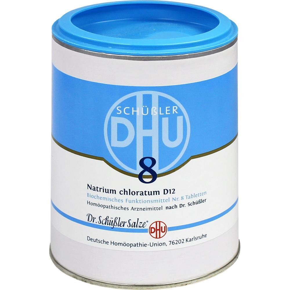 Biochemie Dhu 8 Natrium Chloratum D12